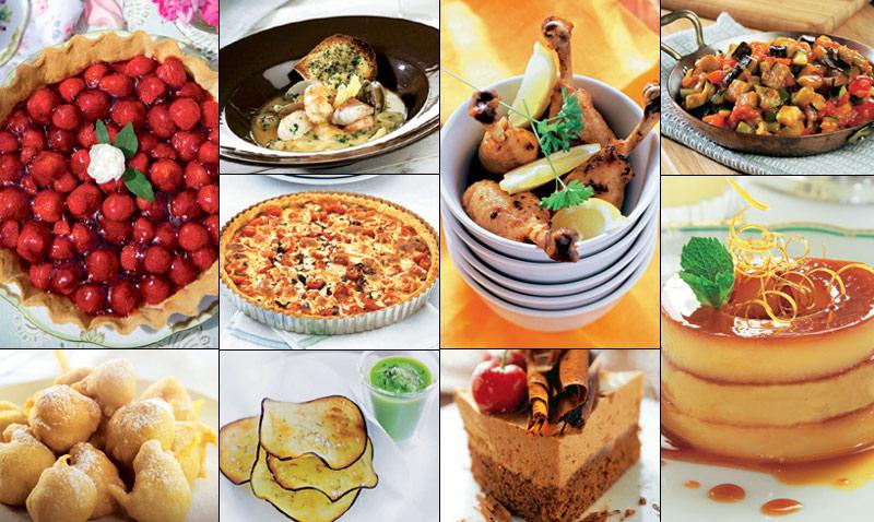 Las recetas más vistas de 2016 en Hola.com