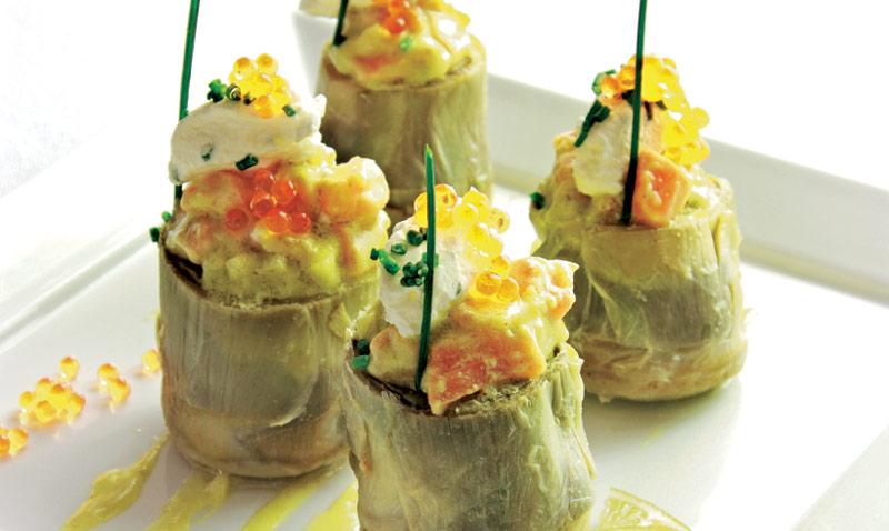 Alcachofas, berenjenas, calabacines… ¡deliciosas ideas para incluir las verduras en tus menús!