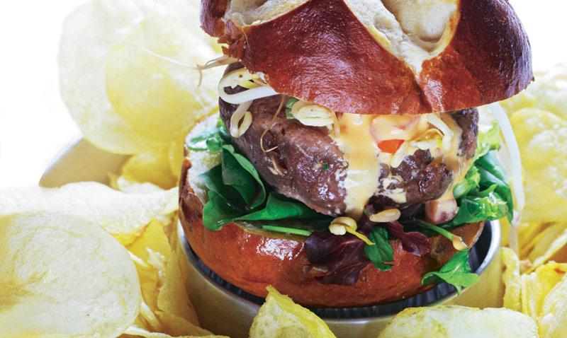 Ideas para organizar una comida en casa al más puro estilo 'street food'