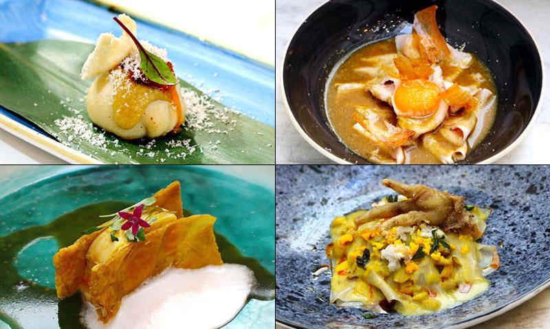 Cuatro versiones modernas para un plato lleno de tradición. ¿Adivinas de qué receta se trata?