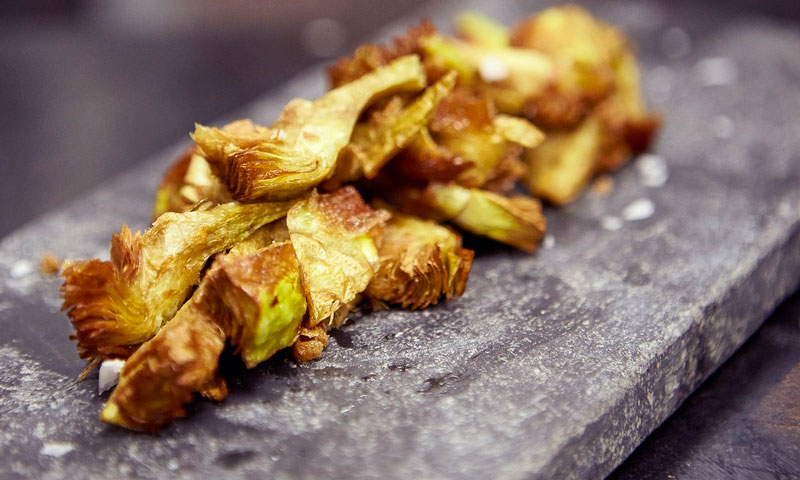 ¡La alcachofa está de moda! Aprende a cocinarla como un gran chef