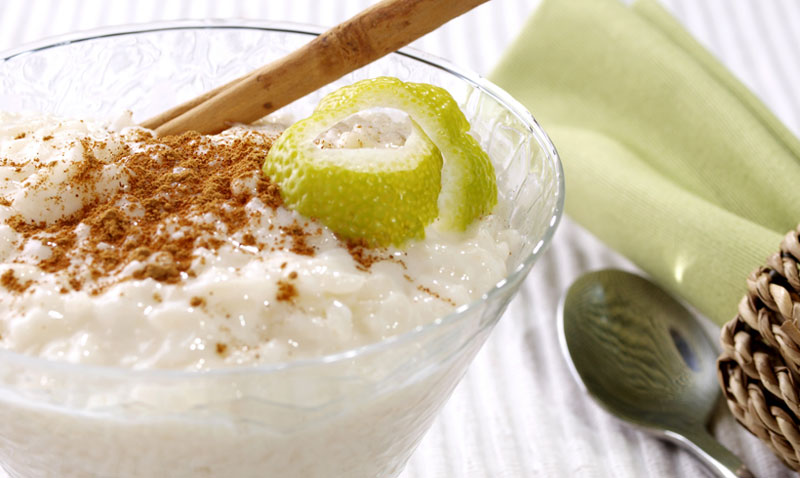 Vídeo-recetas en un minuto: ¿quién puede decir 'no' a un delicioso arroz con leche?