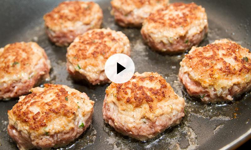 Vídeo-recetas: ¿Celebramos el 'Día internacional de la hamburguesa'?