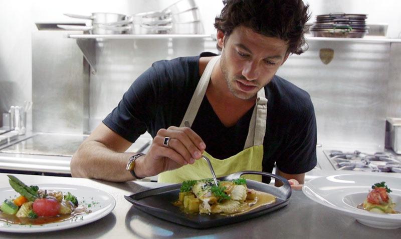 MasterChef: ¿Te apuntas a una clase de cocina con Jorge Brazalez?