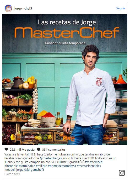 Masterchef te apuntas a una clase de cocina con jorge brazalez foto - Libro escuela de cocina ...