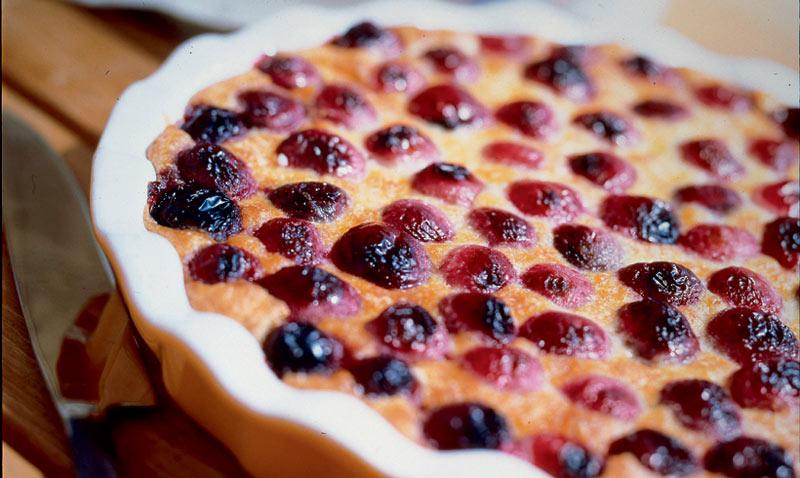 Repostería de verano: Si te gustan las cerezas… ¡no podrás resistirte a este postre!