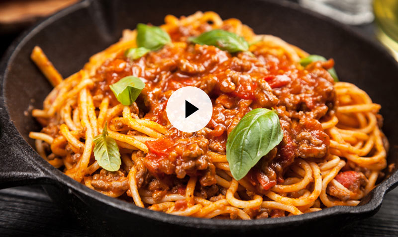 Recetas de cocina en video paso a paso