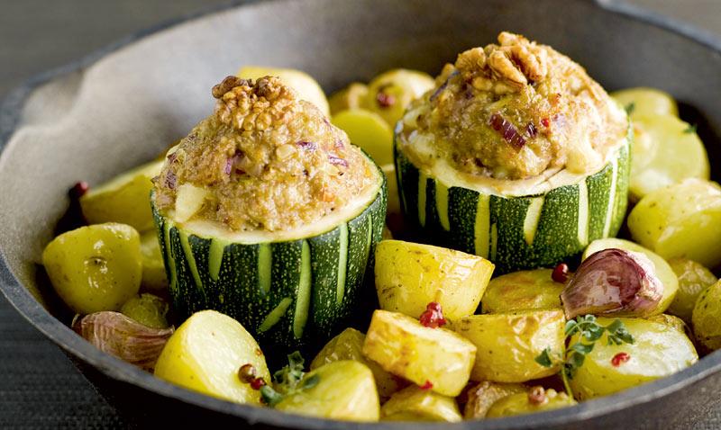 Recetas De Cocina Con Calabacin | Cocina Verde Tres Recetas Con Calabacin Que Querras Devorar