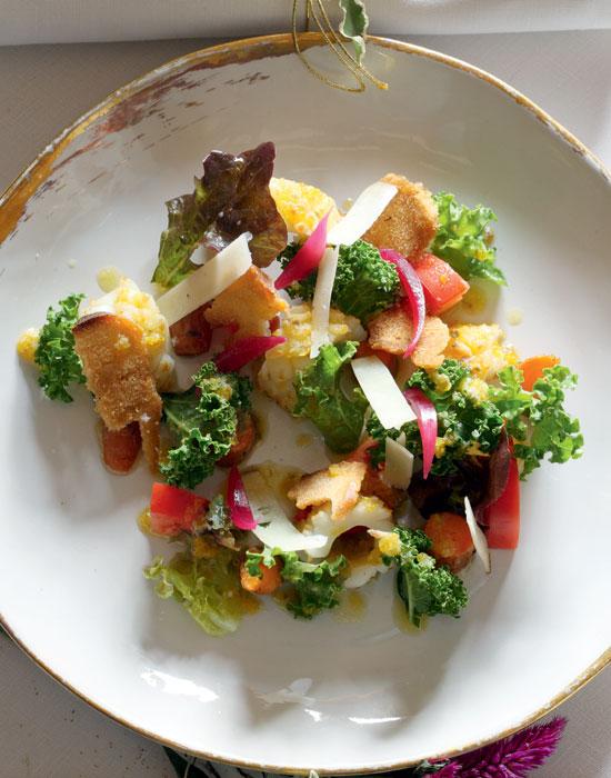 Alta Cocina Vegetal Platos De Verdura Que Son Pura Belleza
