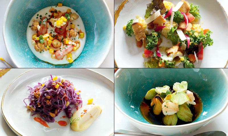 Alta Cocina Vegetal: Platos De Verdura Que Son Pura Belleza E Inspiración