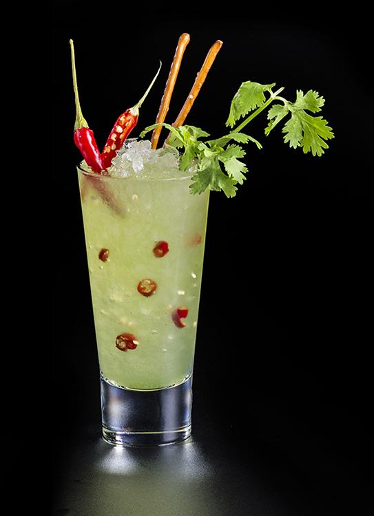 Bebidas coctel sin alcohol