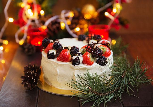 postre-navidad-pavlova-frutos-rojos