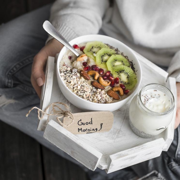 desayuno saludable dieta baja en calorías