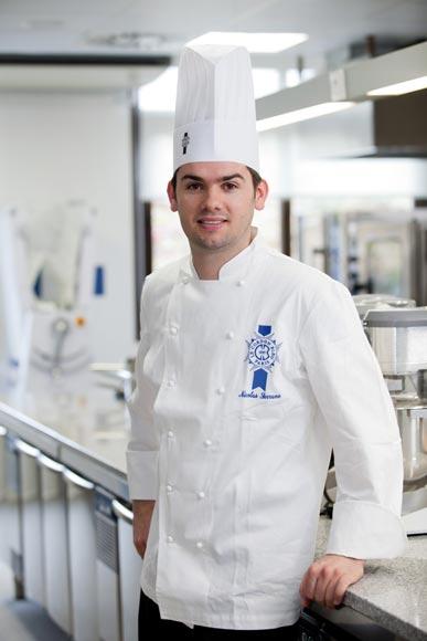 Chef nicolas serrano chef profesor de pasteler a de le for Equipo para chef