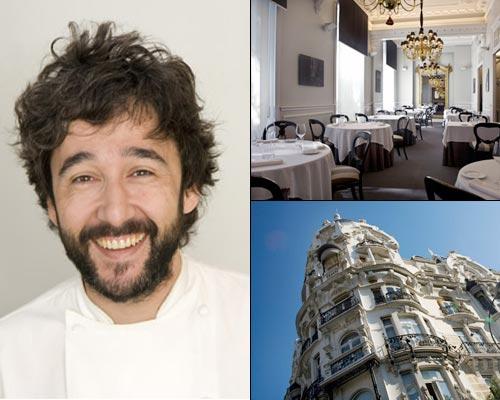 Diego Guerrero, chef de El Club Allard: '¿El secreto del éxito? Trabajo, constancia y mucha humildad'