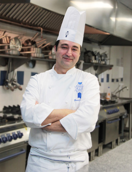 Chef Franck Plana: Chef de Cocina