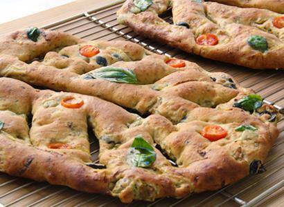 'Fougasse': un pan de la Provenza