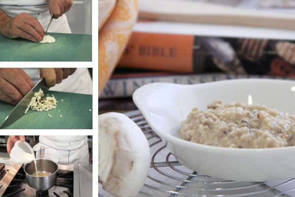Aprende a preparar 'duxelle' de champiñones