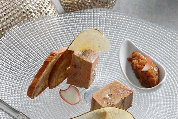 Terrina de 'foie gras'