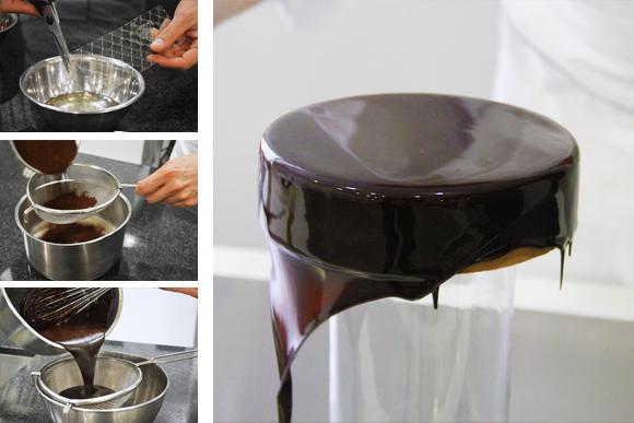 Técnica Aprende A Preparar Un Glaseado De Espejo