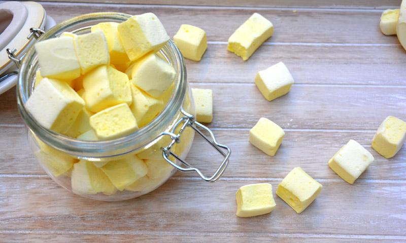 Nubes de miel y limón