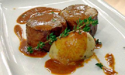 Restaurantes con estrella abantal foto for Estrella michelin cocina
