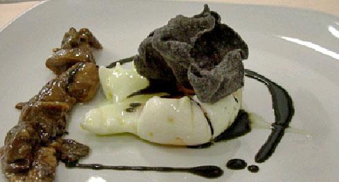 Restaurantes con estrella abantal foto 2 for Estrella michelin cocina