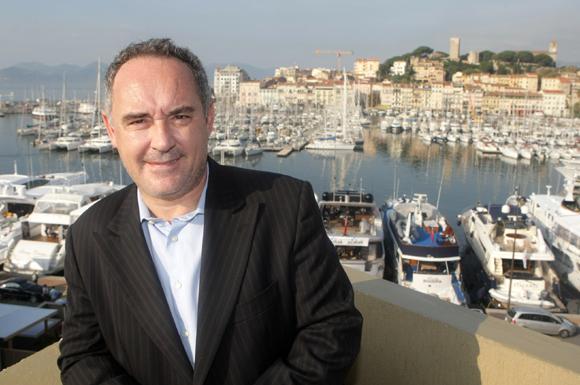 Ferran Adrià, estrella de los fogones... y de la televisión