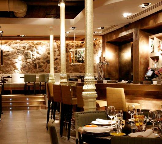 Men s de 39 alta cocina 39 a 25 euros en madrid es posible - Hoteles con cocina en madrid ...