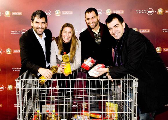 Darío Barrio, Paco Roncero y Ramón Freixa, juntos por una buena causa