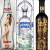 Botellas 'deluxe': cuando el vidrio se viste de exclusividad