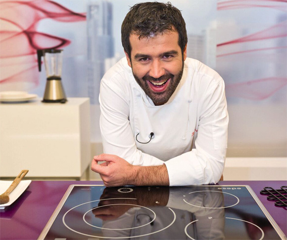 Valladolid se convierte en la capital mundial de la 'cocina en miniatura'