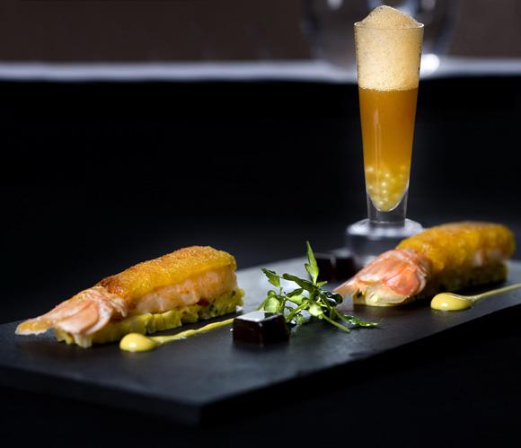 Cocina internacional rincones gourmet en el sur de for Comida francesa gourmet