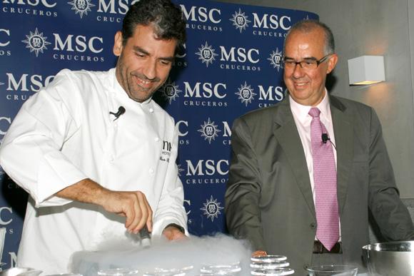 ¿Te gustaría aprender a cocinar a bordo de un barco de lujo?