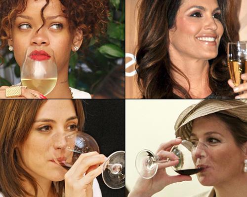 El discreto encanto de una copa de vino