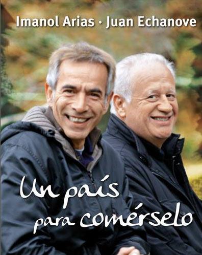 Imanol Arias y Juan Echanove, premiados por la prestigiosa revista 'Gourmand'