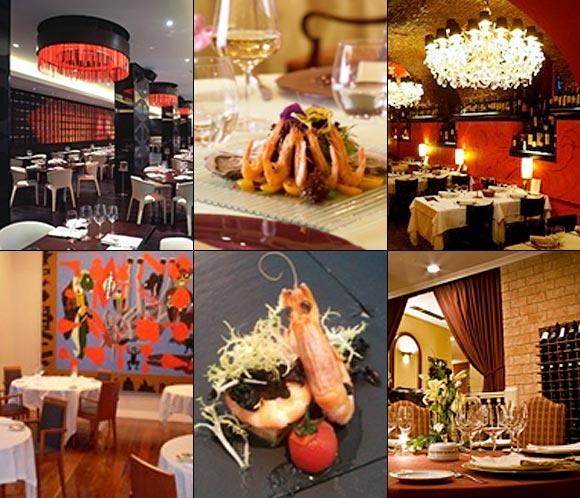 C mo comer en algunos de los mejores restaurantes de - Los mejores cursos de cocina en madrid ...