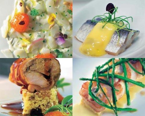 Terrazas de verano: una experiencia 'gourmet', a orillas del Mediterráneo