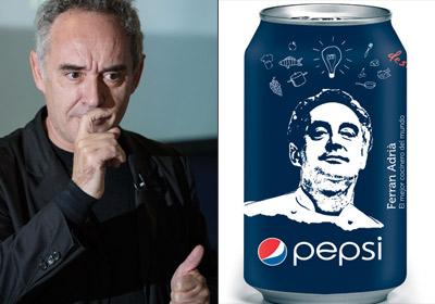 Ferran Adrià, para 'bebérselo'