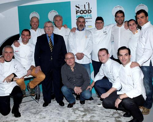 ¿Te gustaría compartir mesa con alguno de los mejores chefs de Madrid y contribuir además en una causa solidaria?