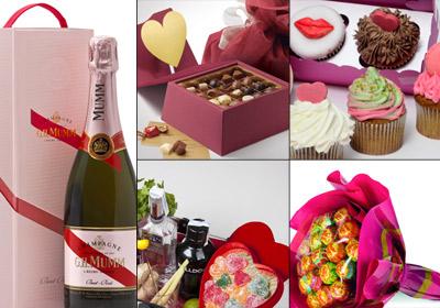 Regalos para un San Valentín muy sabroso