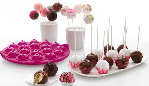 Gastro-tendencias: 'Cake-pops', lo último en repostería