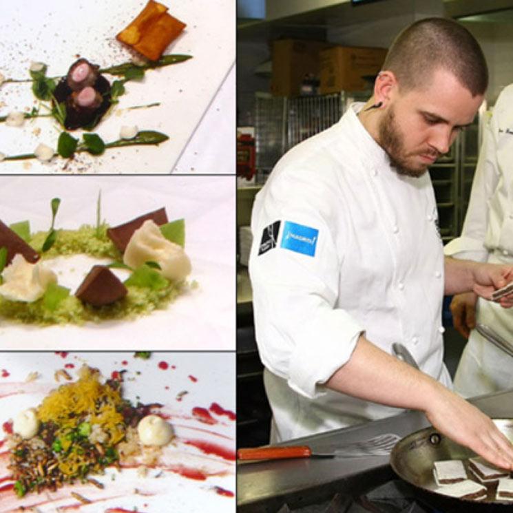 La cocina de 'DiverXo', premiada en el 'Salón de Gourmets'