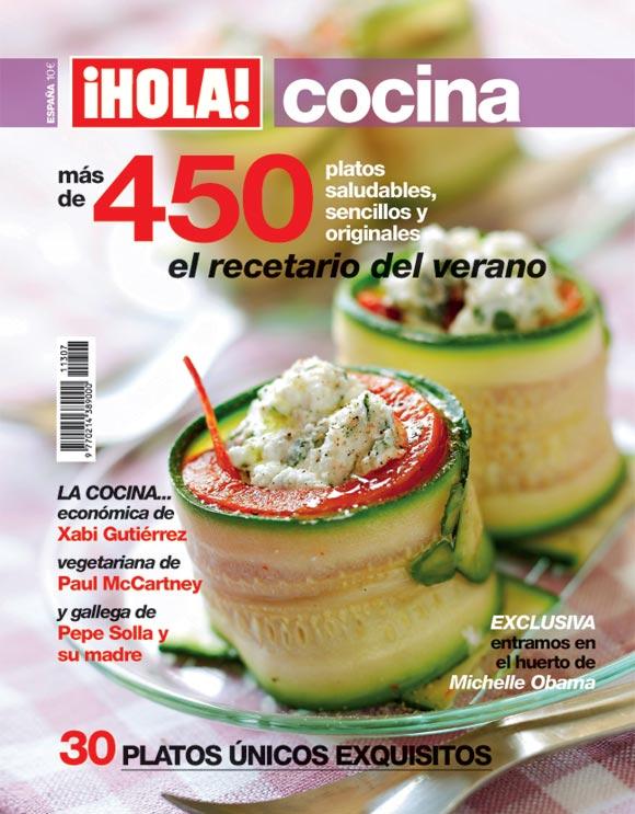 hola especial cocina: