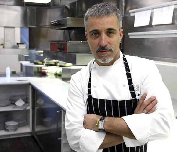 Hacienda precinta el restaurante 39 sergi arola gastro 39 - Restaurante sergi arola madrid ...