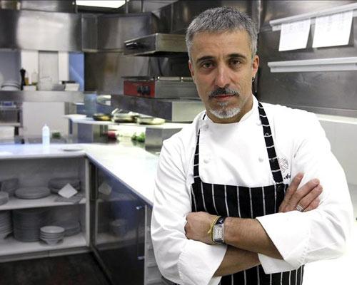 Hacienda precinta el restaurante 'Sergi Arola Gastro'