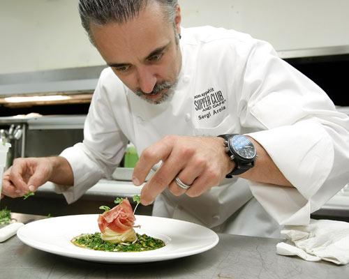 Sergi arola reabre su restaurante tras llegar a un acuerdo con hacienda - Restaurante de sergi arola ...