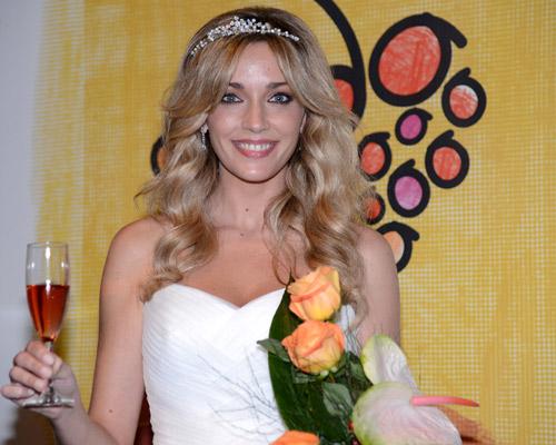Anna Simón se convierte en la 'Reina del Cava 2013'