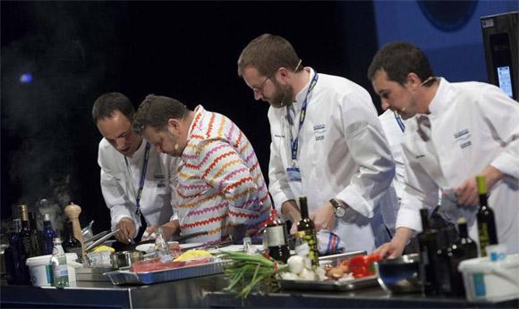 Lbum de fotos los mejores chefs 39 se comen 39 san sebasti n foto - Cocinas san sebastian ...