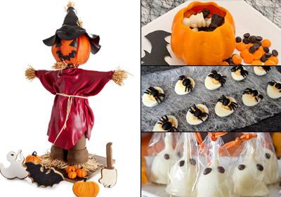 Ideas para disfrutar de un Halloween muy sabroso